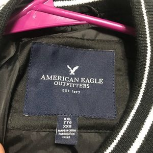 Women's XXL American Eagle Bomber jacket.